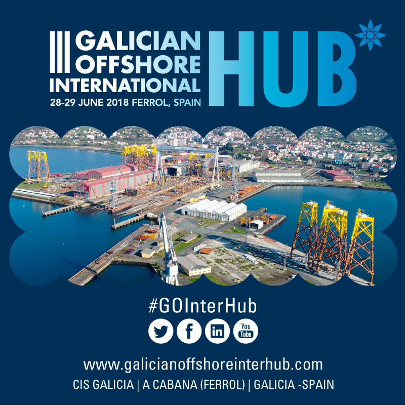 III GALICIAN OFFSHORE INTERNATIONAL HUB 2018